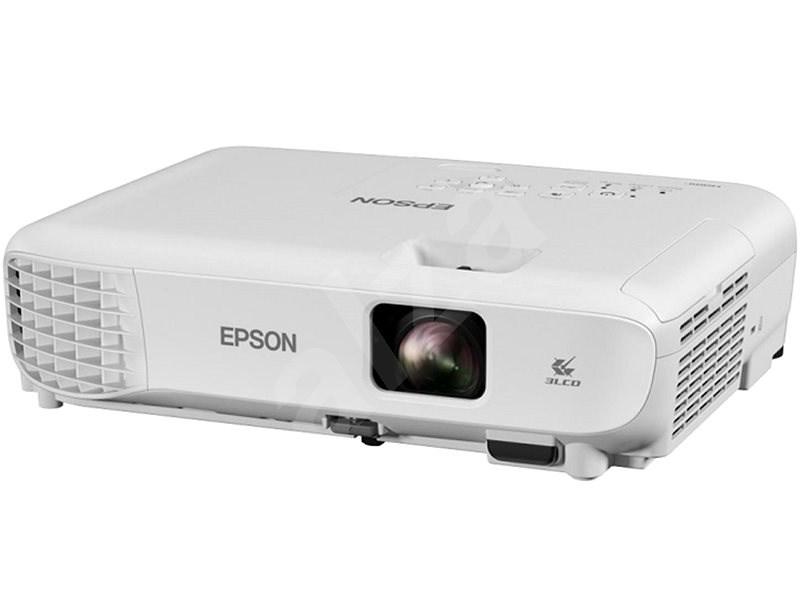 انعطافپذیری Epson EB-E01 در پخش