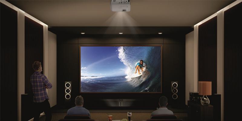 جزئیات بیشتر و کیفیت بالاتر در پروژکتورهای Full HD