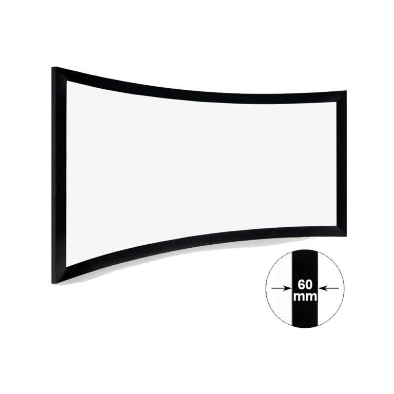 پرده نمایش منحنی اسکوپ 100 اینچ – Scope Curved screen 100 inch