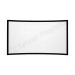 پرده نمایش منحنی اسکوپ 120 اینچ - Scope Curved screen 120 inch