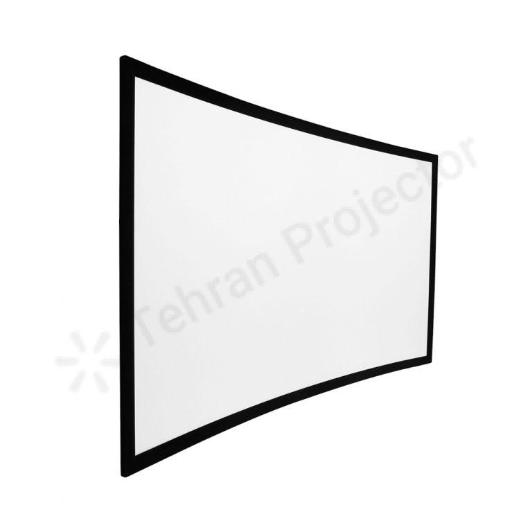 پرده نمایش منحنی اسکوپ 120 اینچ – Scope Curved screen 120 inch