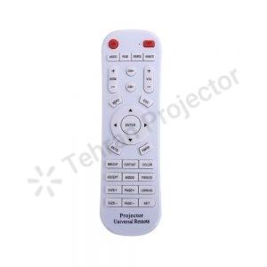 ریموت کنترل ویدئو پروژکتور تمامی برندها – universal projector remote control