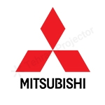 برای تنظیم کردن برای پروژکتور Mitsubishi Infocus دکمه SET + SOURCE سه ثانیه نگه دارید.
