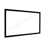 پرده نمایش فیکس فریم اسکوپ 100 اینچ - Scope fixed frame 100 inch Screen
