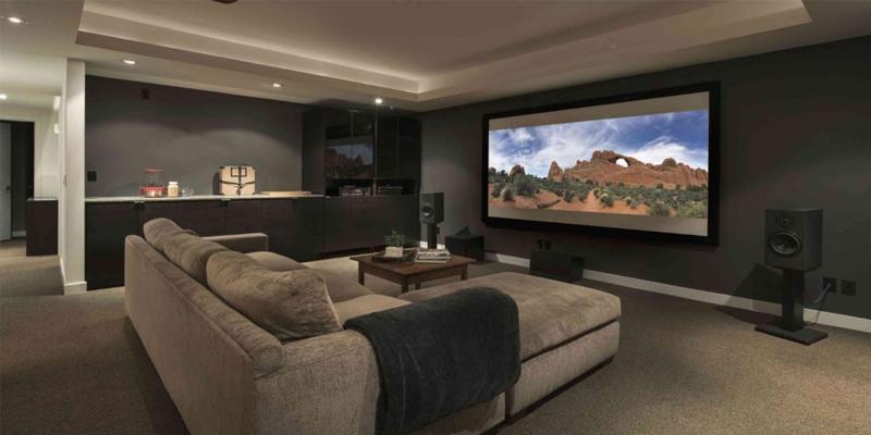 پورت HDMI و ویدئو پروژکتور HD