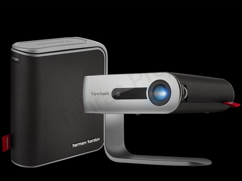 معرفی ویدئو پروژکتور Viewsonic m1 plus G2
