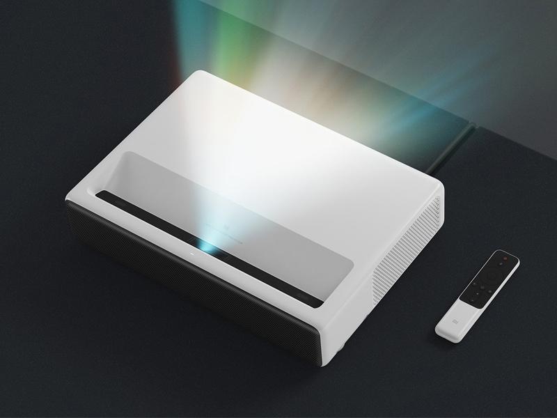 Mi Laser Projector