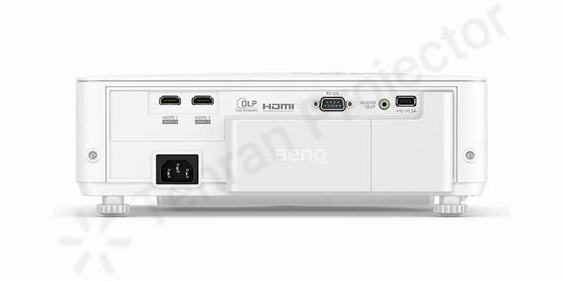 درگاه کارآمد HDMI و دروازهی اتصال محتوای دیجیتال در ویدئو پروژکتور BenQ TK700STI