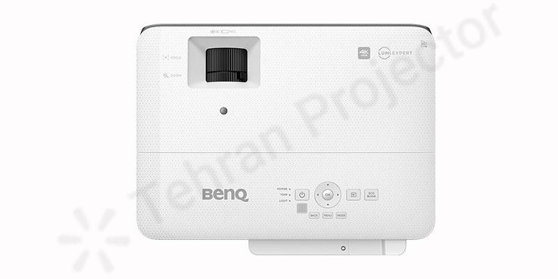 ویژگیهای ظاهری ویدئو پروژکتور سرگرمی BenQ TK700STi