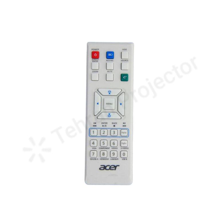 ریموت کنترل ویدئو پروژکتور ایسر کد 3 – Acer projector remote control
