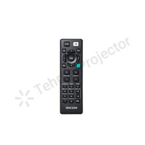 ریموت کنترل ویدئو پروژکتور ریکو کد ۱ - Ricoh projector remote control