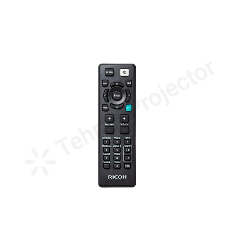 ریموت کنترل ویدئو پروژکتور ریکو کد ۱ – Ricoh projector remote control