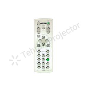 ریموت کنترل ویدئو پروژکتور ان ای سی کد 3 – NEC projector remote control