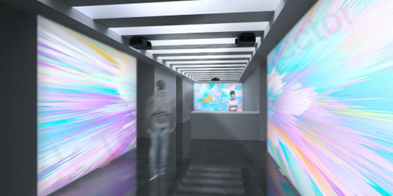 روشنایی سه برابری با رنگهای طبیعی و شفاف در ویدئو پروژکتور Epson EB-L730U