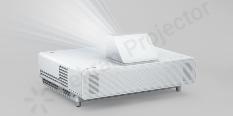 ویژگیهای ظاهری ویدئو پروژکتور Epson EB-800f