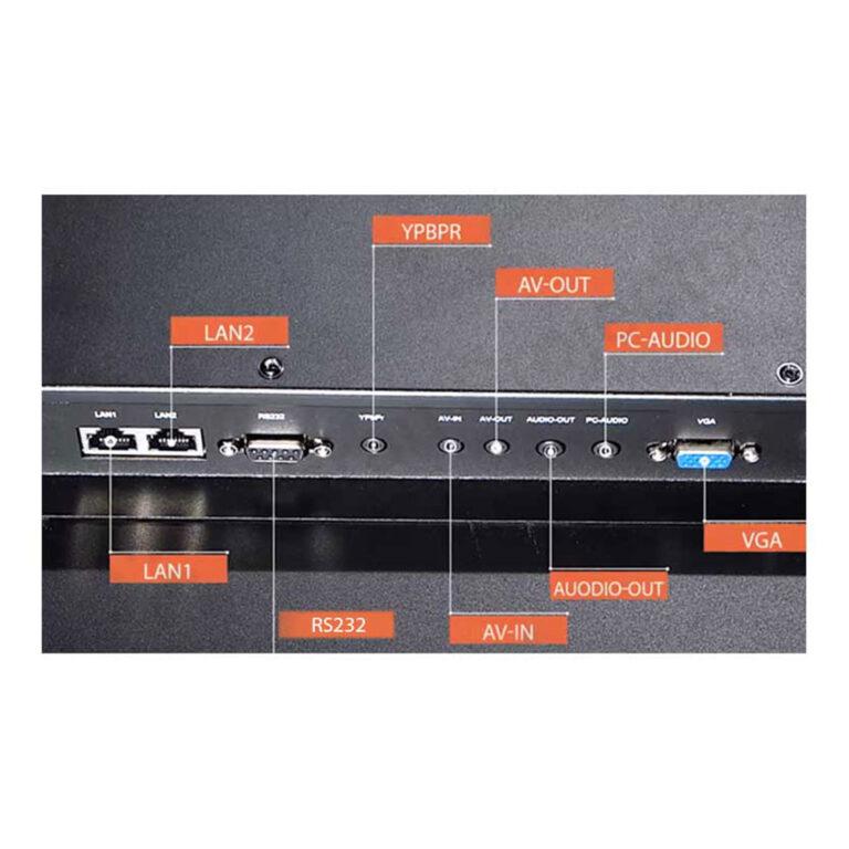 نمایشگر لمسی 65 اینچی جی پلاس مدل Gplus GSB-65JB