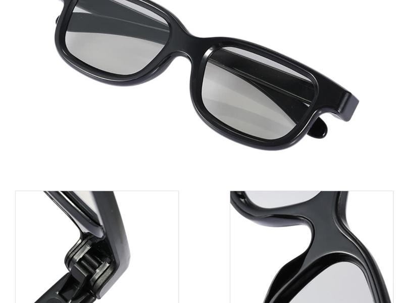 فواید عینک 3D پلاریزه شده