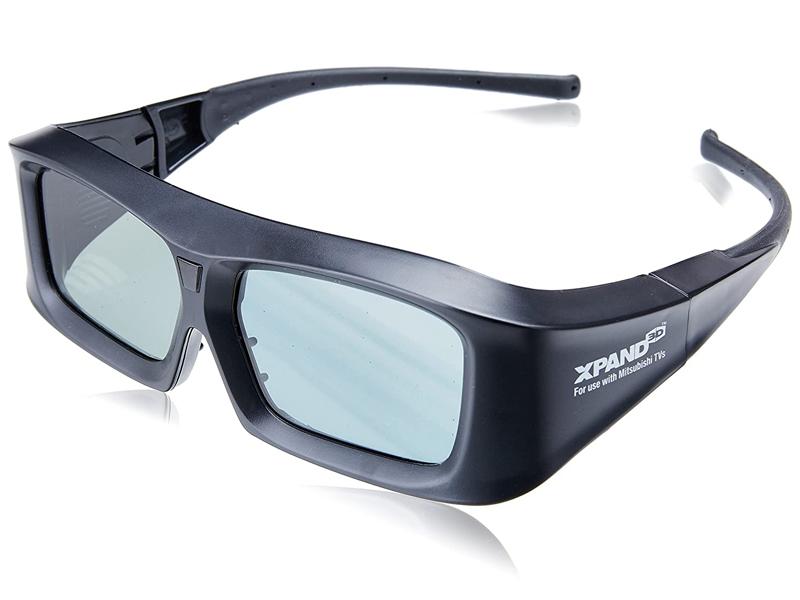 راهنمای خرید عینکهای سه بعدی شاتر اکتیو