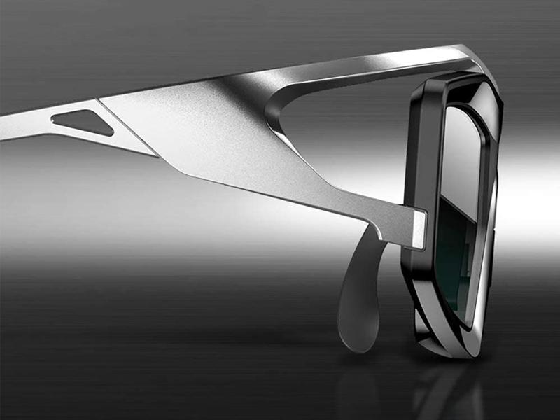 معایب خرید عینک 3D شاتر اکتیو