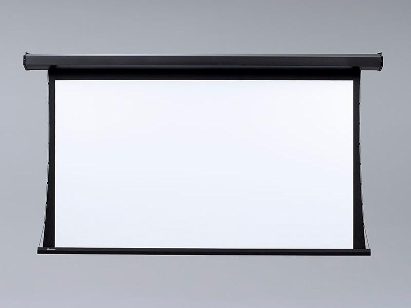 پرده نمایش برقی پروکتور با سطح کششی Tensioned Screen