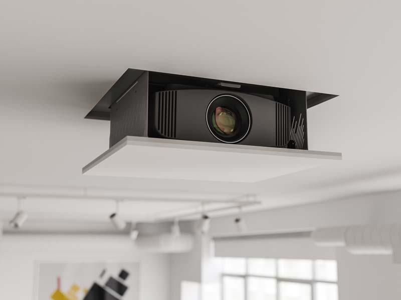 برای نصب ویدئو پروژکتور چه گزینهای مناسبتر است: پایه دیواری، پایه سقفی و یا استند پروژکتور