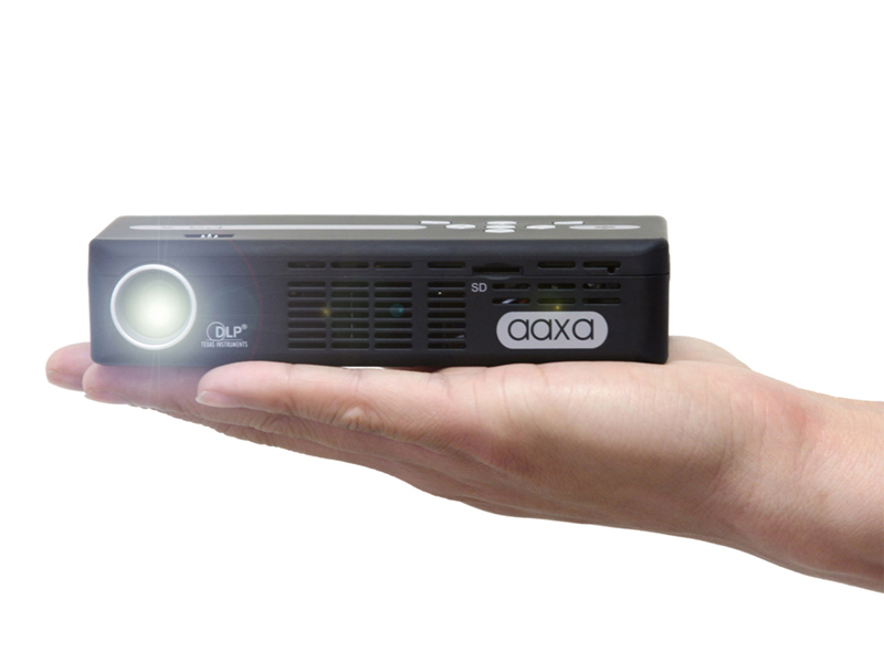 مینی پروژکتور، یک ویدئو پروژکتور جیبی سبک وزن و قابل حمل
