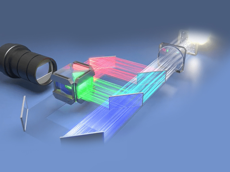 مصرف بهینه انرژی با تکنولوژی 3LCD