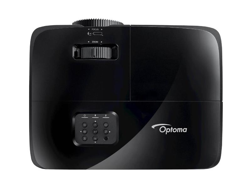 ویژگیهای ظاهری ویدئو پروژکتور اپتوما مدل X400LVe
