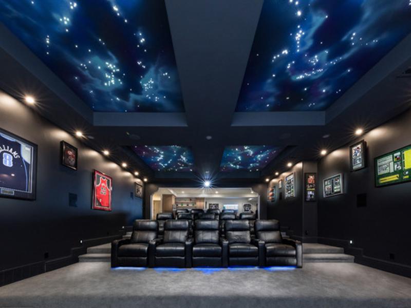 نسبت ابعاد تصویر در پروژکتور سینما خانگی