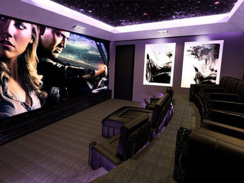پروژکتور خانگی سه بعدی 3D Projector
